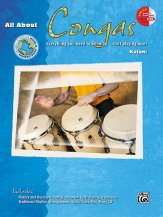All About Congas (Bk/Cd)