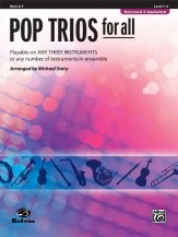 Pop Trios For All Rev Ed (F Horn)