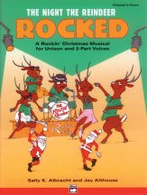 The Night The Reindeer Rocked