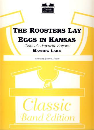 The Roosters Lay Eggs In Kansas