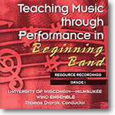 Teaching Music Through Perf/Beg Bnd V1cd
