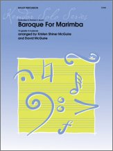Baroque For Marimba