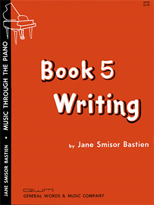 Book 5 Writing