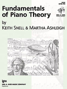 Fundamentals of Piano Theory 10