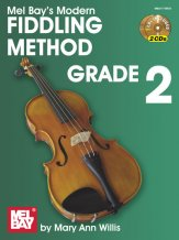 Modern Fiddling Method Grade 2 (Bk/Cd's)