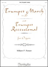 TWO TRUMPET TUNES TRUMPET MARCH