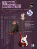 Total Blues Bassist (Bk/Cd)