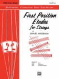 First Position Etudes