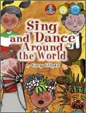 Sing and Dance Around The World (Bk/Cd)