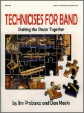 Technicises For Band (A Sax/Alto CL/B SA