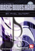 Basic Blues Harp (Bk/Cd)