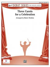 Three Carols for a Celebration: Solo B-flat instrument