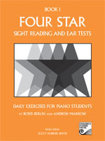 Four Star Sight Reading and Ear Tests 1