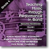 Teaching Music Through Perf/Band V1cd2