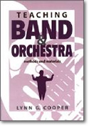 Teaching Band and Orchestra