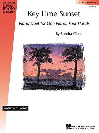 Sondra Clark - Key Lime Sunset