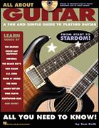 All About Guitar (Bk/Cd)
