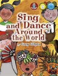 SING AND DANCE AROUND THE WORLD (BK/CD)