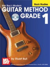 Rock Studies Guitar Method Grade 1 (Bk/C