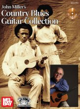John Miller's Country Blues Guitar Colle