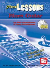 First Lessons Blues Guitar (Bk/Cd)