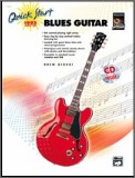 Quick Start Blues Guitar (Bk/Cd)
