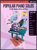 Popular Piano Solos Fourth Grade