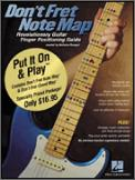 Don't Fret Note Map/Don't Fret Chord Ma