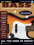 All About Bass (Bk/Cd)