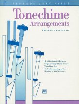 Alfred's Very First Tonechime Arrangements: 5th B-flat Clarinet