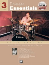 Drumset Essentials Vol 3 (Bk/Cd)