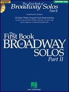 First Book of Broadway Solos Part II