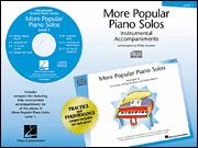 More Popular Piano Solos Lev 1 (Cd)