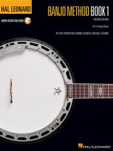 Banjo Method Bk 1 (Bk/Cd)