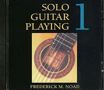 Solo Guitar Playing 1 (CD Only)
