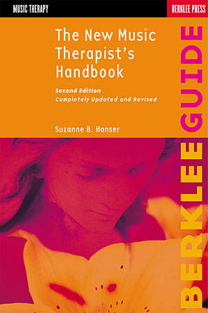 NEW MUSIC THERAPIST'S HANDBOOK, THE