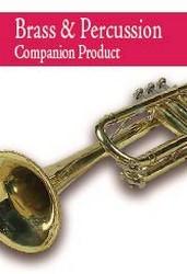 Joyful, All Ye Nations, Rise! - Brass and Handbells Score and Parts