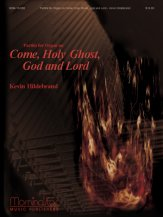 Partita For Organ On Come Holy Ghost God