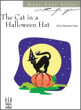 The Cat In A Halloween Hat