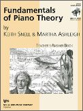 Fundamentals of Piano Theory Lev 8 Answe