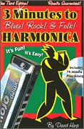 3 Minutes To Blues Rock & Folk Harmonica