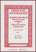 Operatic Anthology Vol 1