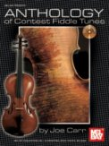 Anthology of Contest Fiddle Tunes (Bk/CD