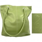 Tote/Purse: G Clef (Avocado)