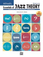 Essentials of Jazz Theory Comp (Bk/3cds)