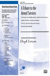 A Tribute To The Armed Services