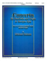Concerto For Handbells and Organ In Baro