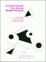 Contest Duets For The Young Mallet Players