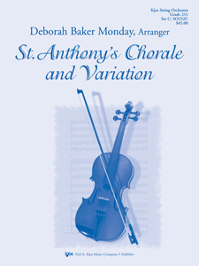 St Anthony Chorale and Variation