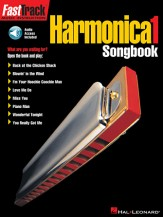 Harmonica 1 Songbook (Bk/Cd)